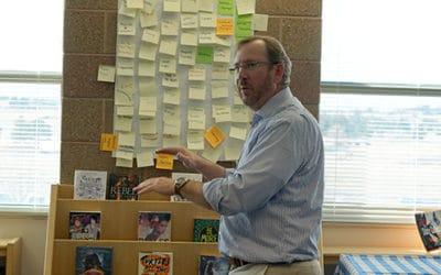 Bret McClendon, Principal, Elizabeth High School
